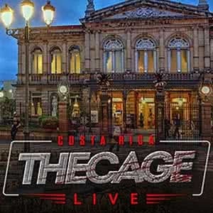 The Cage Live with Americas Cardroom