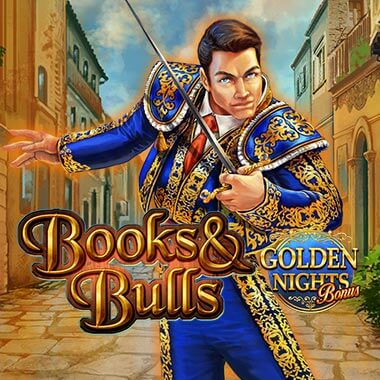 Books and Bulls Golden Nights Slot