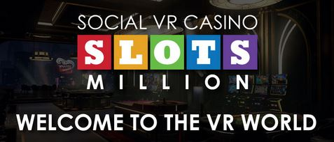 SlotsMillion VR Social Casino