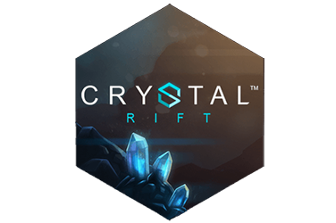 Crystal Rift Video Slot