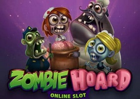Zombie Hoard Video Slot