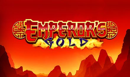 Chinese Style Emperors Gold Slot