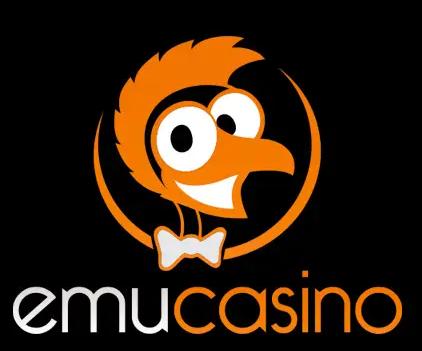 Emu Casino logo click to play