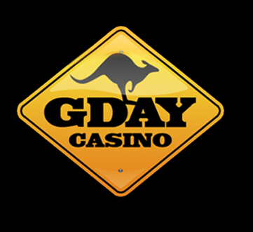 GDay Casino logo click to play