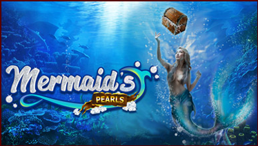 Mermaid's Pearls Mobile slot game