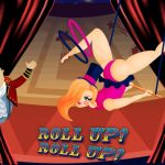 Roll up roll up video slot game play