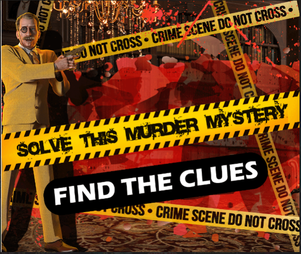 Mini game on Murder Mystery at ZAR Casino play for reward