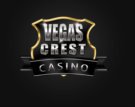 Vegas Crest Logo to casino