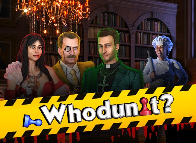 Whodunit video slot game now live at ZAR Casino